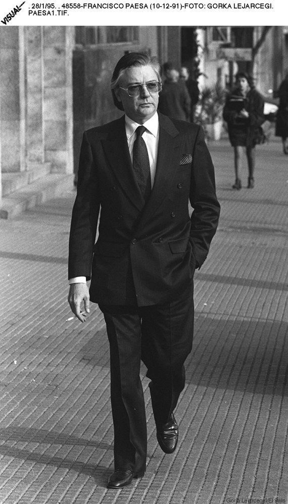 Francisco Paesa, el hombre de