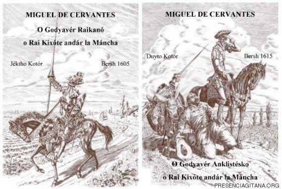 El 'Quijote' en romaní, la firme esperanza de pervivencia de la lengua