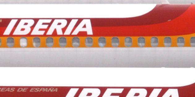 Iberia convoca paros para el 14, 17, 18, 19, 20 y 21 de