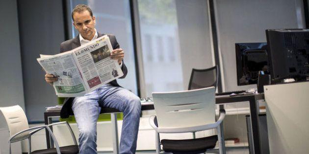 'El Mundo' destituye a su tercer director en poco más de dos