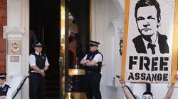 Assange sufre una