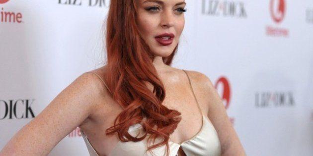 Lindsay Lohan: detenida otra vez por una pelea (FOTOS,