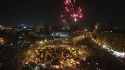 En Egipto ha llegado