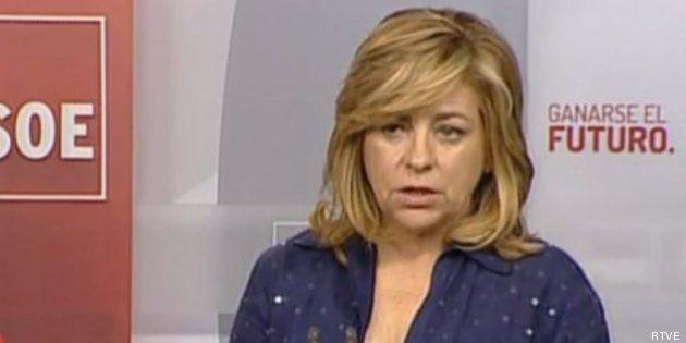 Valenciano anuncia que el PSOE no presentará la moción de censura pero exigirá la dimisión de