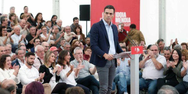 Pedro Sánchez acusa a Rajoy de formar parte del