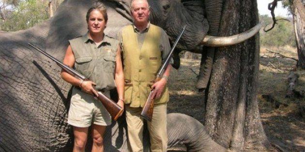 Botswana anuncia ocho meses después del viaje del rey que prohibirá las cacerías de elefantes en
