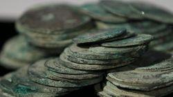 Y las 595.000 monedas del tesoro del Odyssey se van al museo de...