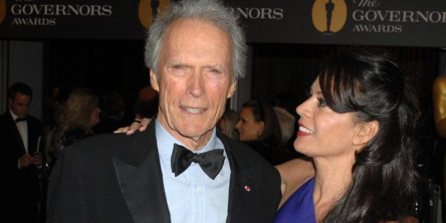 Clint Eastwood y Dina Ruiz se separan