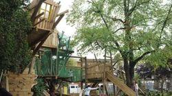 12 parques y jardines urbanos hechos con material reciclado (y algunos están en