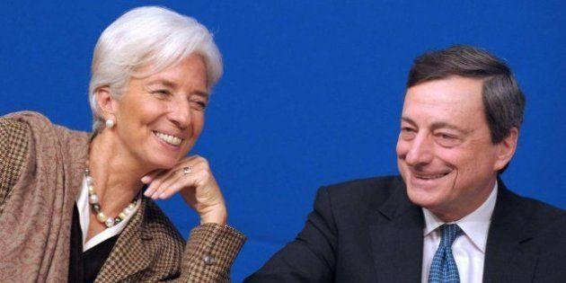 Draghi, seguro de que la eurozona comenzará a salir de la crisis en