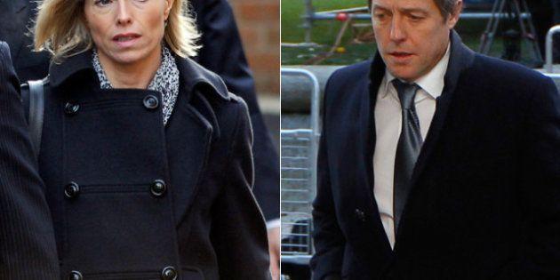 Informen Levenson: Hugh Grant y la madre de Madeleine, los más activos para pedir otro modelo de