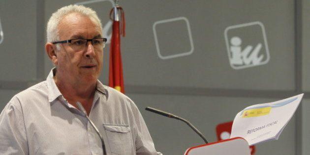 IU celebrará primarias abiertas a simpatizantes para las elecciones
