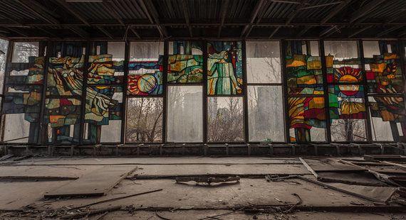 15 fotos sobrecogedoras del interior de la zona de exclusión en