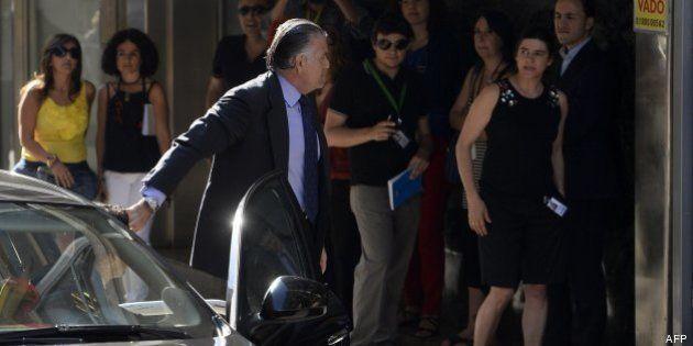 Luis Bárcenas no deposita los 43 millones de fianza, cuyo plazo finaliza a media