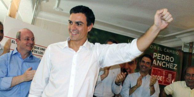 Pedro Sánchez: el hombre del
