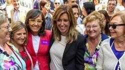 Díaz recupera para el Gobierno andaluz a Rosa