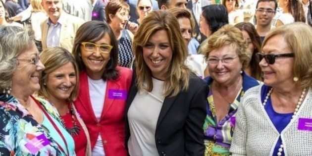 Susana Díaz recupera para su nuevo Gobierno a Rosa