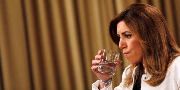 Díaz tiene gripe y no acudirá a la convención de Valencia con Pedro