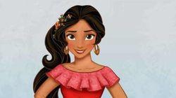 Ella es Elena de Avalor, la primera princesa latina de