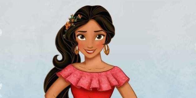 Disney presenta a Elena de Avalor, su primera princesa