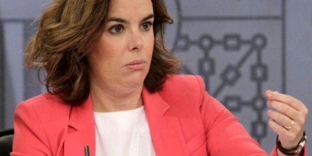 Reacciones a los cambios en RTVE: Sáenz de Santamaría quiere