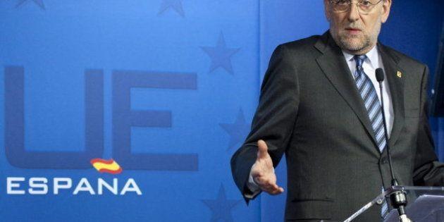 Tras el veto a Merkel, Rajoy presenta el rescate como un