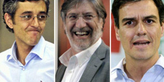 ¿Quién te gusta más para liderar el PSOE?