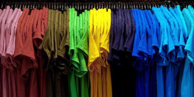 Andrew Morgan descubrió de dónde venía la ropa de sus hijos y decidió contarlo en un