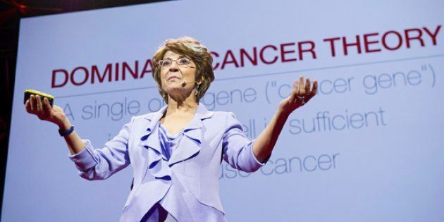 El cáncer en contexto: Mina Bissell en TEDGlobal