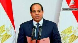 Al Sisi toma posesión como nuevo presidente de