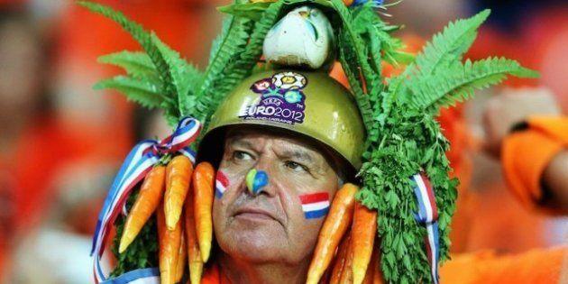 El público más raro de la Eurocopa: no solo de Shakiras viven las gradas