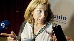 Joana Ortega deja la