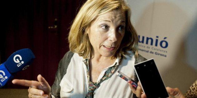 Joana Ortega, vicepresidenta del Govern, deja la