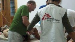 Médicos Sin Fronteras opera clandestinamente en