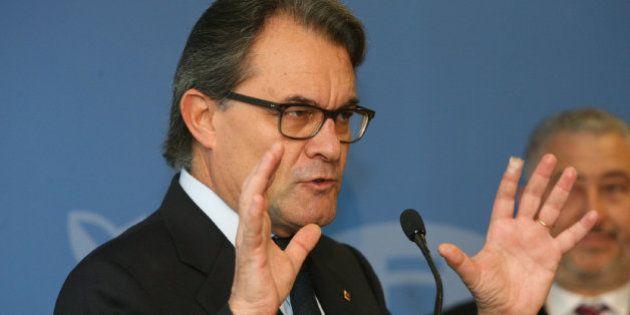 Artur Mas se aferra a su propuesta de investidura y no cede ante la