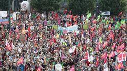 Cientos de miles de personas se manifiestan en toda Europa contra el TTIP y el