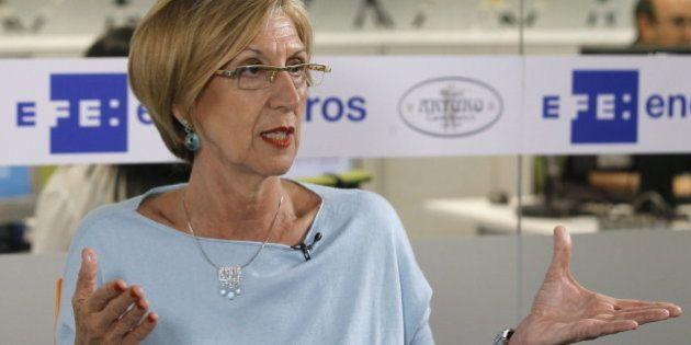 Rosa Díez, sobre el PSOE: