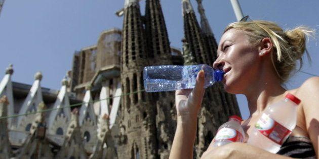 España recibió 32,8 millones de turistas extranjeros hasta julio, un 3,3%