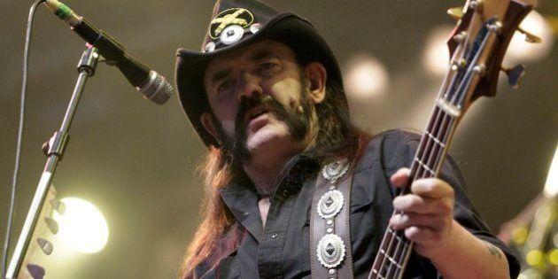 Motörhead cancela sus conciertos en España tras la muerte de Lemmy