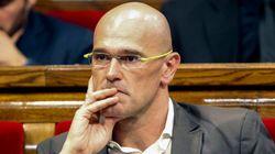 Raül Romeva descarta ser candidato para president, en lugar de Artur