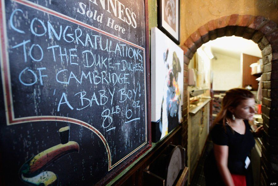 Hijo de Kate Middleton y Guillermo: 13 personas y cosas que celebran que ha nacido un niño