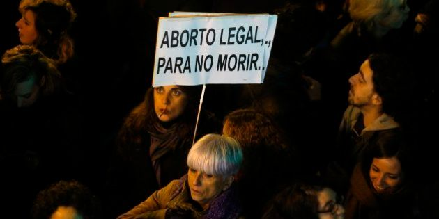La reforma de la ley del aborto, más cerca de Latinoamérica que de la