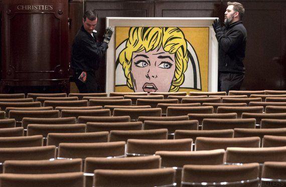 'Desnudo acostado' de Modigliani se convierte en el segundo cuadro más caro del