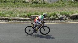 El Ciclista iraní Bahman Golbarnezhad muere tras una caída en
