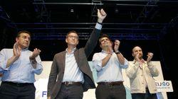 El PP obtendría mayoría absoluta en Galicia y habría 'sorpasso' de En Marea, según las
