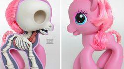 Nunca más verás a Mi Pequeño Pony y Barbie igual