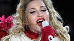 Madonna 'hace las paces' con Marine Le
