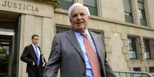 Baltar, inhabilitado nueve años para cargo público por