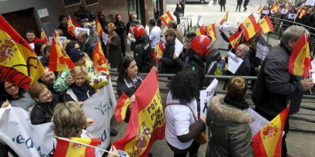 La AVT hace por el País Vasco una gira de homenaje a las víctimas de