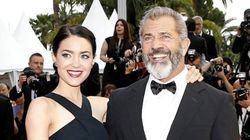 Mel Gibson será padre a los 60 años por novena
